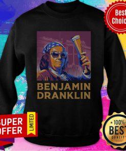 Premium Benjamin Franklin Sweatshirt