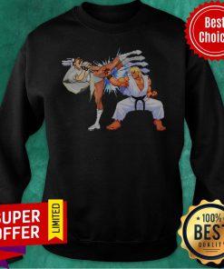Premium No Kicks Allowed Sweatshirt