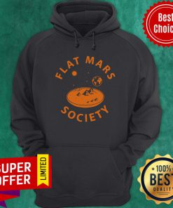 Official Flat Mars Society 2021 Hoodie